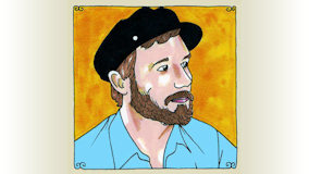 William Elliott Whitmore at Daytrotter Studio on Aug 31, 2011