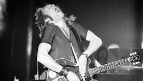 Alvin Lee and Company at Academy of Music on Jan 18, 1975