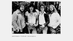 Bachman-Turner Overdrive at Chicago, IL on Mar 8, 1974