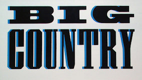 Big Country at Tower Theater on Aug 26, 1986