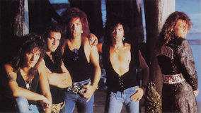 Bon Jovi on Nov 26, 1988