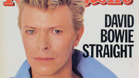 David Bowie on Jul 25, 1983