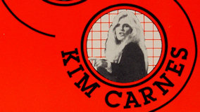Kim Carnes at Savoy on Aug 25, 1981