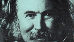 David Crosby at Tower Theater on Apr 8, 1989