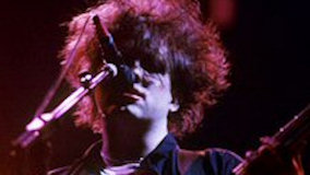 The Cure at Ontario Theatre on Nov 16, 1984