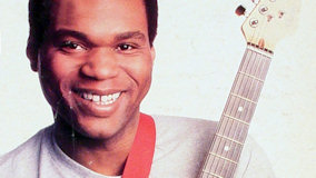 Robert Cray at Auditorium Shores on May 25, 1987