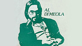 Al Di Meola at Palladium on May 5, 1978