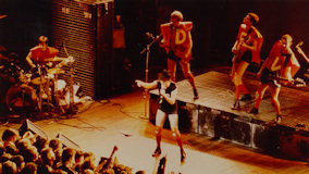 Devo at Orpheum Theatre on Nov 5, 1981