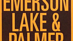 Emerson, Lake & Palmer at Wheeling Civic Center on Nov 12, 1977