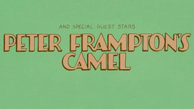 Peter Frampton's Camel at Academy of Music on May 4, 1973