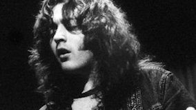 Rory Gallagher at San Diego Civic Center on Apr 4, 1974