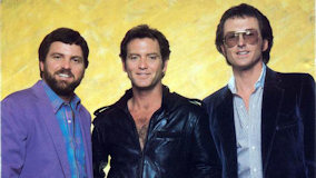 Larry Gatlin &amp; the Gatlin Brothers Band at Austin on Apr 26, 1984
