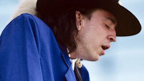 Stevie Ray Vaughan at Austin Opera House on Apr 15, 1984
