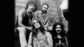 Black Sabbath at Musikladen on May 25, 1970