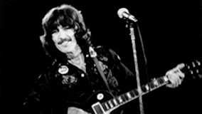 George Harrison on Aug 24, 1975
