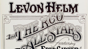 Levon Helm and The RCO All Stars at Superdome on Feb 7, 1978