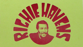 Richie Havens at Bottom Line on Sep 12, 1976