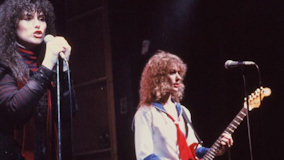 Heart at Dorton Arena on Aug 31, 1985