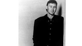 Bruce Hornsby on Oct 1, 1988