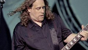 Warren Haynes at Cotton Club on May 13, 1993