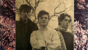 Icicle Works at Paradise on May 23, 1984