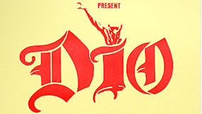 Dio at UNO Lakefront Arena on Oct 11, 1985