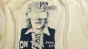 Ian Hunter With Mick Ronson at Agora Ballroom on Jun 18, 1979