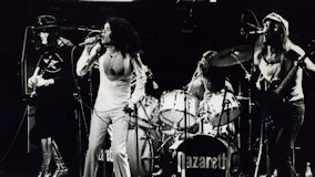 Nazareth at St. Paul Civic Center on Jun 11, 1976