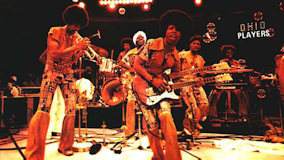 The Ohio Players at Circle Star Theatre on Mar 12, 1977
