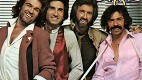 The Oak Ridge Boys at Harrah's Marina Hotel on Jul 21, 1984
