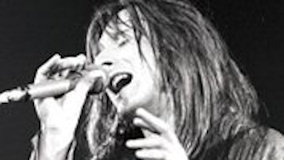 Steve Perry on May 21, 1984