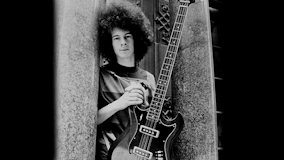 Noel Redding on May 19, 1990