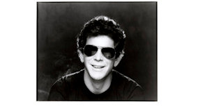 Lou Reed at Capitol Theatre on Sep 25, 1984