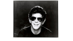 Lou Reed on Jun 21, 1982