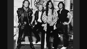 Foreigner at Mantra Studios on May 4, 1977