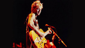 Brian Setzer at Capitol Theatre on Apr 19, 1986