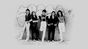 Saga at Cumberland County Civic Center on Dec 20, 1982