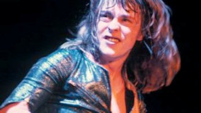 Rick Derringer on Jan 1, 1987