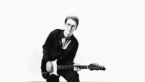 Marshall Crenshaw at Ripley's Music Hall on Dec 2, 1983