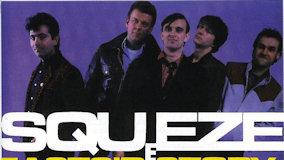 Squeeze at Ritz on Jun 29, 1981