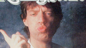 Mick Jagger on Oct 1, 1983