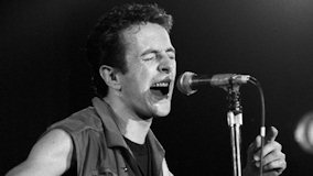 Joe Strummer on Mar 1, 1984
