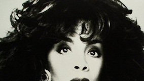 Donna Summer on Oct 17, 1982