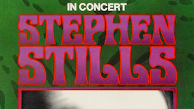 Stephen Stills at Auditorium Theatre on Jul 2, 1974