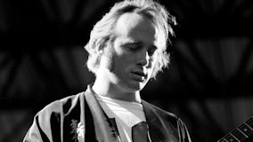Stephen Stills at Paramount Theatre Seattle on Dec 8, 1975