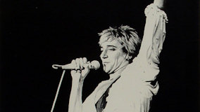 Rod Stewart at Bellevue on Dec 6, 1978