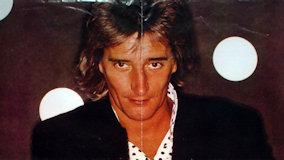 Rod Stewart at Wembley Arena on Dec 5, 1980