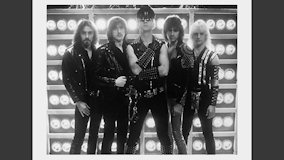 Judas Priest at Tingley Coliseum on May 2, 1984