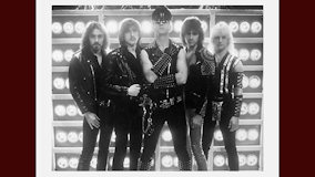 Judas Priest at Long Beach Arena on May 5, 1984