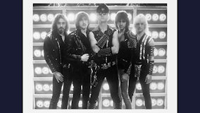 Judas Priest at San Antonio Civic Center on Sep 10, 1982